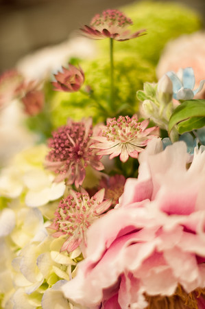 Kelly's Flowers (Bridget's Baby Shower)