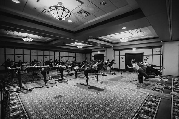 Portage Brewing Company Yoga Benefit