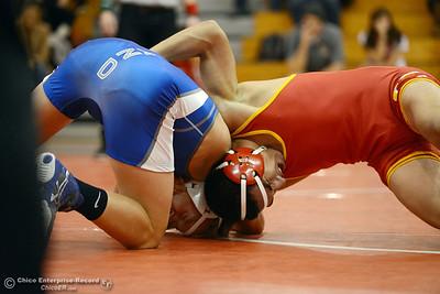 Chico vs Orland Wrestling