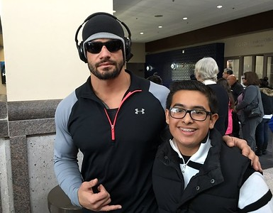 Roman Reigns - Fan Encounters & Miscellaneous Pics