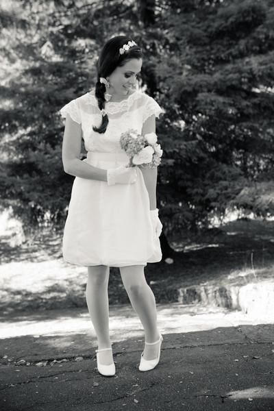 Recapture Vintage Bridal Shoot
