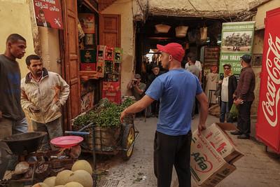 Maroko i Sewilla