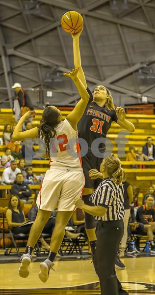 Princeton WBB vs Cornell 011318