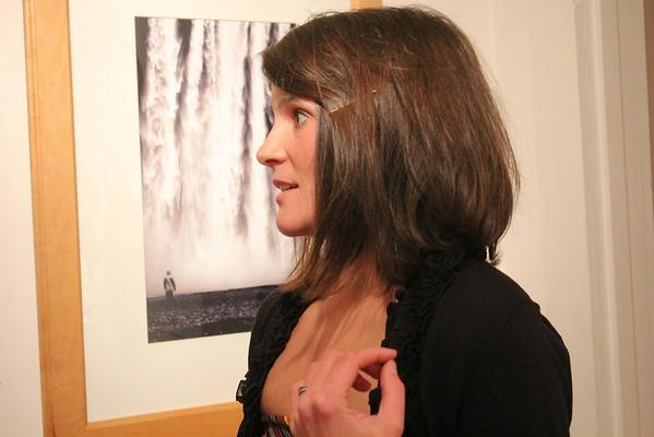 Heather Brown Exhibit, ArtisTree