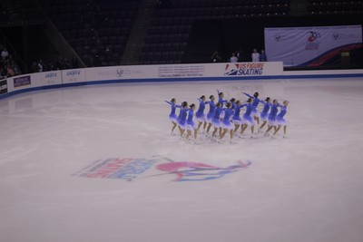 ISU World Synchronized Skating Championships 2017