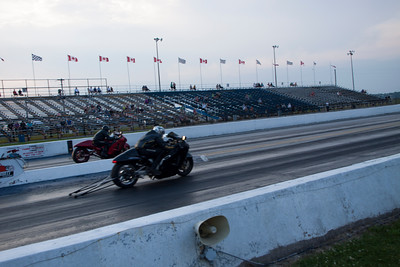 Pro Bike and Sled Series @ ON, Cayuga, Toronto Motorsports