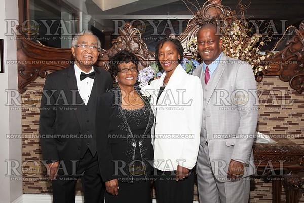 Pastor Daniels Retirement Events