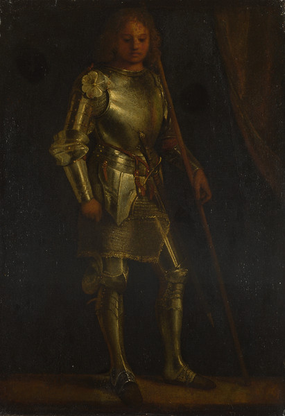 A Man in Armour