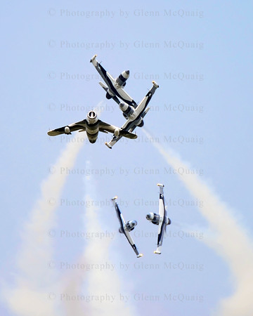 Airplanes and Airshows
