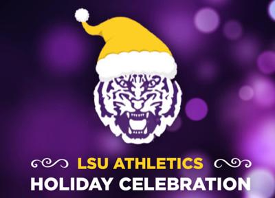 LSU Athletics Holiday Party 12/11/19