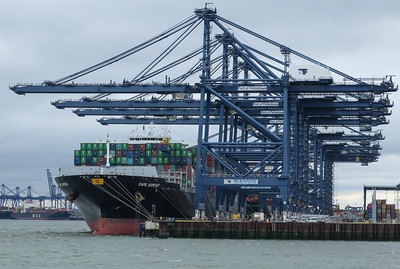 Felixstowe Port and Shipping