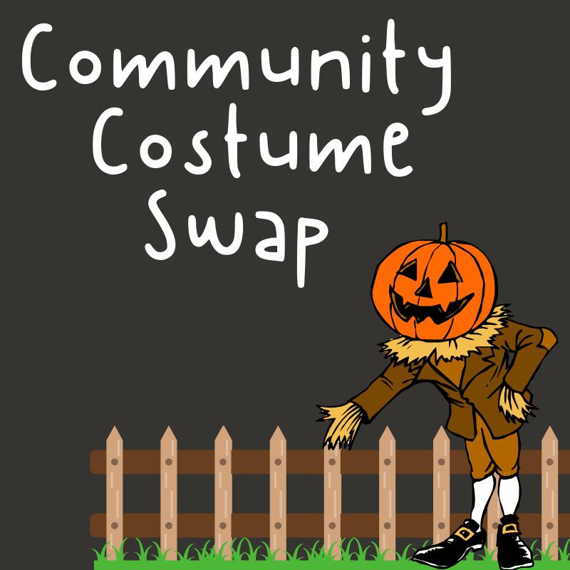 community costume swap
