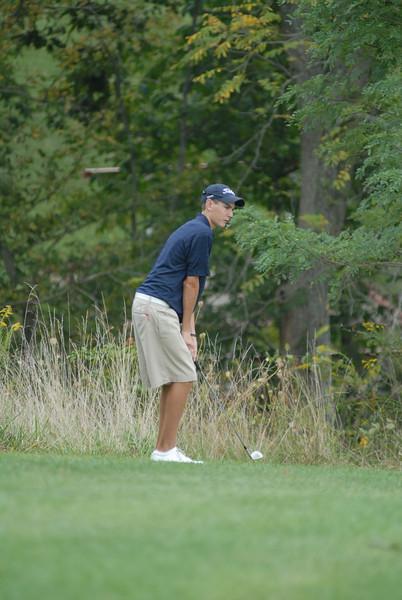 Grant County HS Boys Golf 2008-09