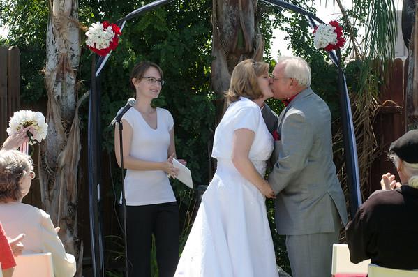 Timothy & Loretta Jean wedding