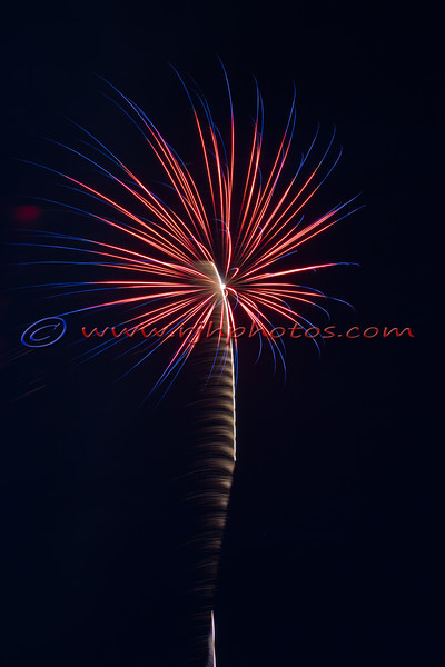 Forney Fireworks