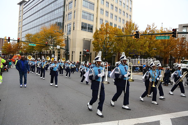 20191123 Silver Spring Thanksgiving Day Parade