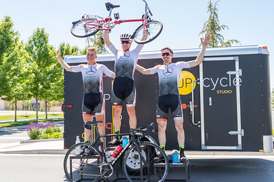 Team Mercedes p/b Thrivent Financial- May27, 2017 Pedal Through the Corners Criterium