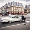 Traffic Stop, Paris