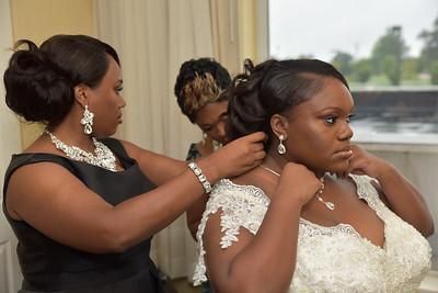 Spann-Travlee Wedding