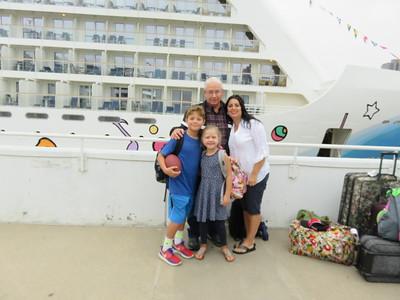 October 2016 Family Bermuda Cruise