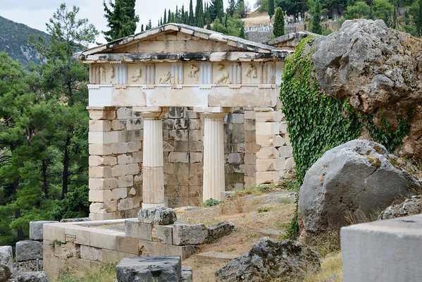 2017 09 28 Delphi Archeological Site