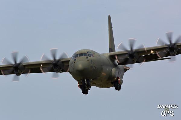 RAF Brize Norton : 16th July 2013