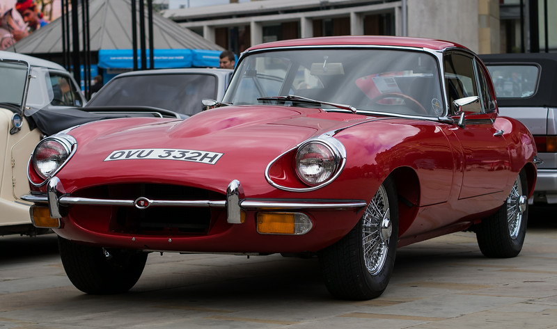 1970 Jaguar E-Type 4.2