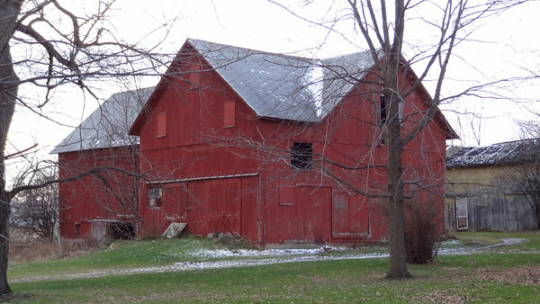 Barns Counryside Canandaigua NY