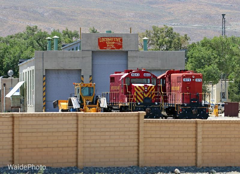 Hawthorne, Nevada 2016