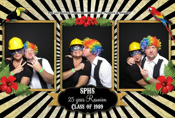 SPHS 25 Year Reunion