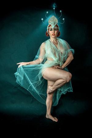 Vivi Noir   Ziegfeld Follies