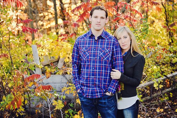 Angela and Chris