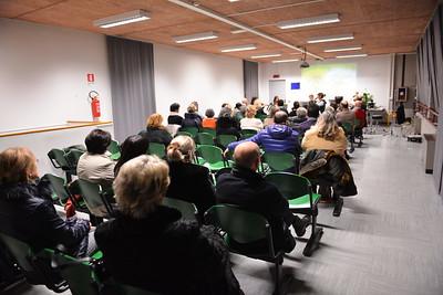 Inaugurazione Aula Video Candotti, Marconi 13.01.2015