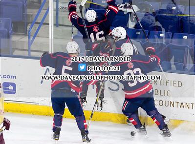 3/15/2017 - Boys Varsity Hockey - MIAA Super 8 Semifinal - Central Catholic vs BC High