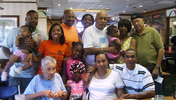 Davis - Harris Family Reunion