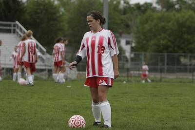 Girls Varsity Soccer - 2005-2006 - 5/10/2006 vs. Sparta