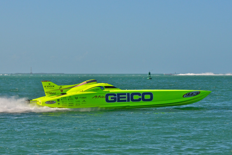 Superboat Racing in Key West