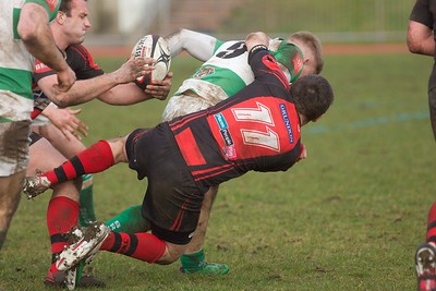 Cheltenham Rugby V Salisbury 9th March 2013