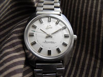 Suzhou 苏州 white textured dial 1