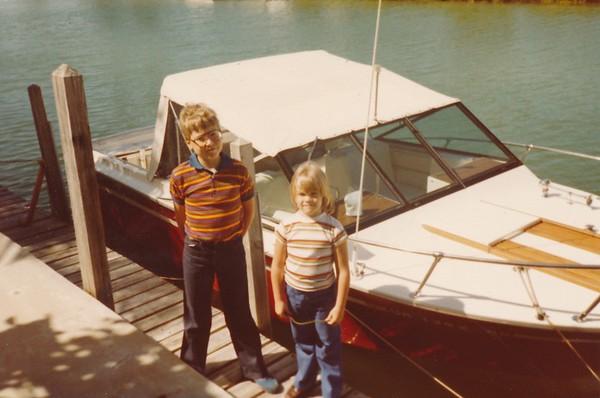 1981 Bryon & Kim Niece - Florida