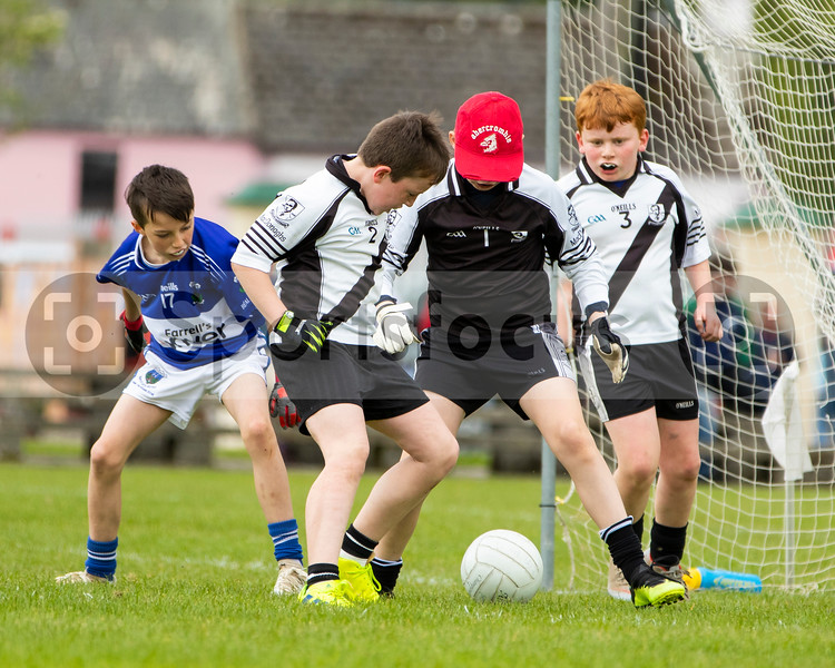 6th May 2019 North Tipperary Under 12 D Football Final Kilruane MacDonaghs vs Ballina
