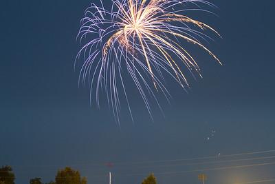 DLS - Fireworks 2010