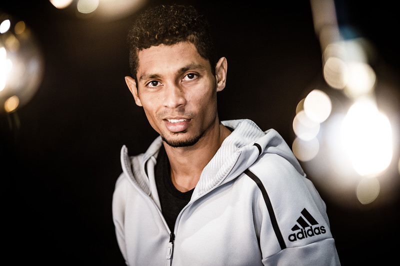 Wayde Van Niekerk of South Africa