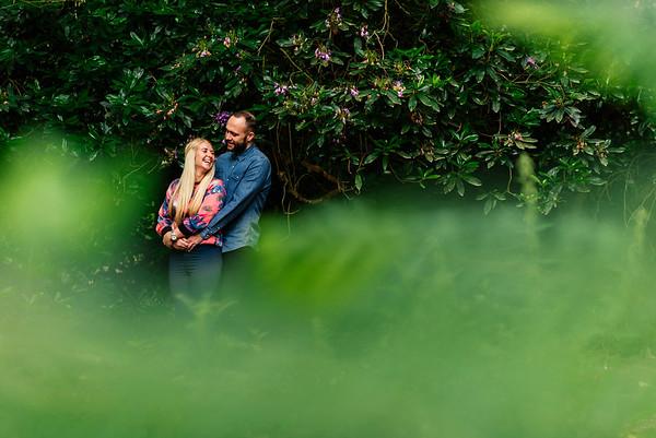 Ashley & Gareth Pre-Wedding Shoot
