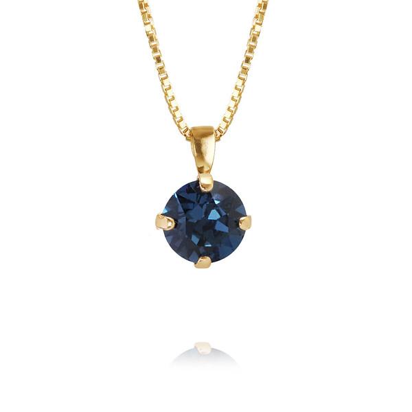 Classic Petite Necklace / Montana Gold