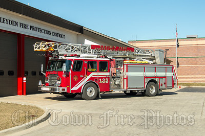 Leyden Fire Protection District