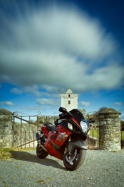 1. Donegal Doe Castle; 3K E of Creeslough