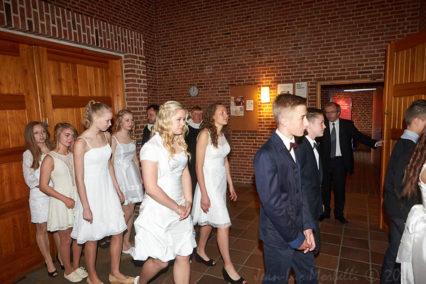 Morten's Konfirmation 13
