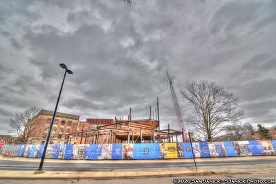 2020 - Ruthven & Central Campus Classroom Building