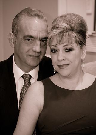 Eva & George